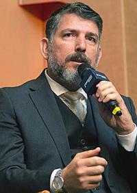 Honazi Farias - Membro da Comissão de Certificação do IPLD.
